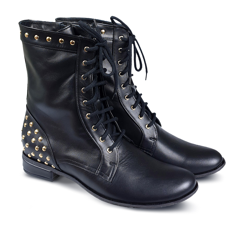 Jayne studded ankle boots